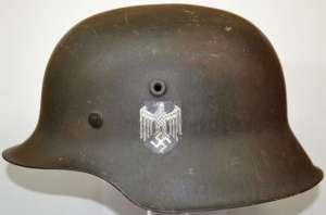 WWII Helmets