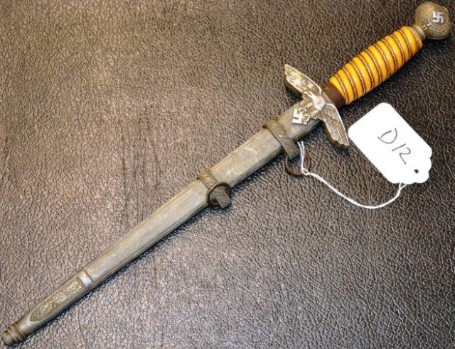 2d Model Luftwaffe Dagger WKC Solingen #325