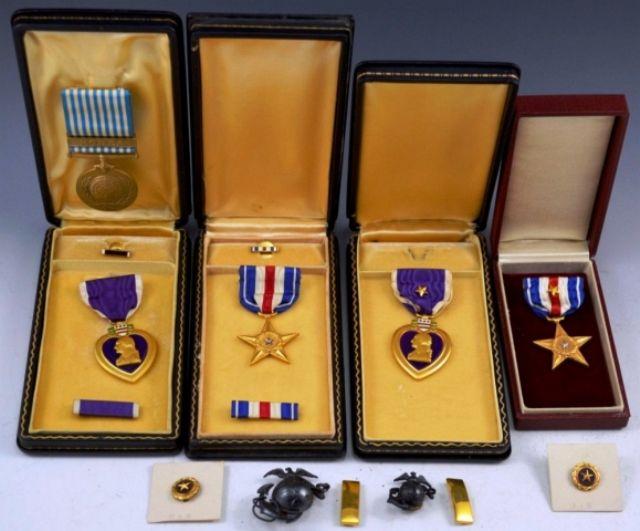 Medals, Awards, Badges