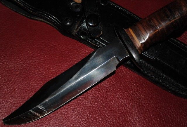 Vietnam 5th Special Forces Group MACV-SOG Bowie Knife #133