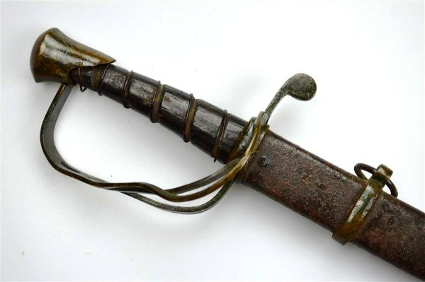 "North Carolina Confederate ""CORN PONE"" Cavalry Sword"