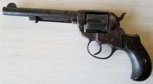Colt .38 Lightning Revolver