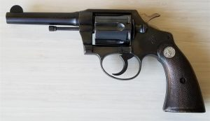 Colt Police Postive Revolver US CUSTOMS