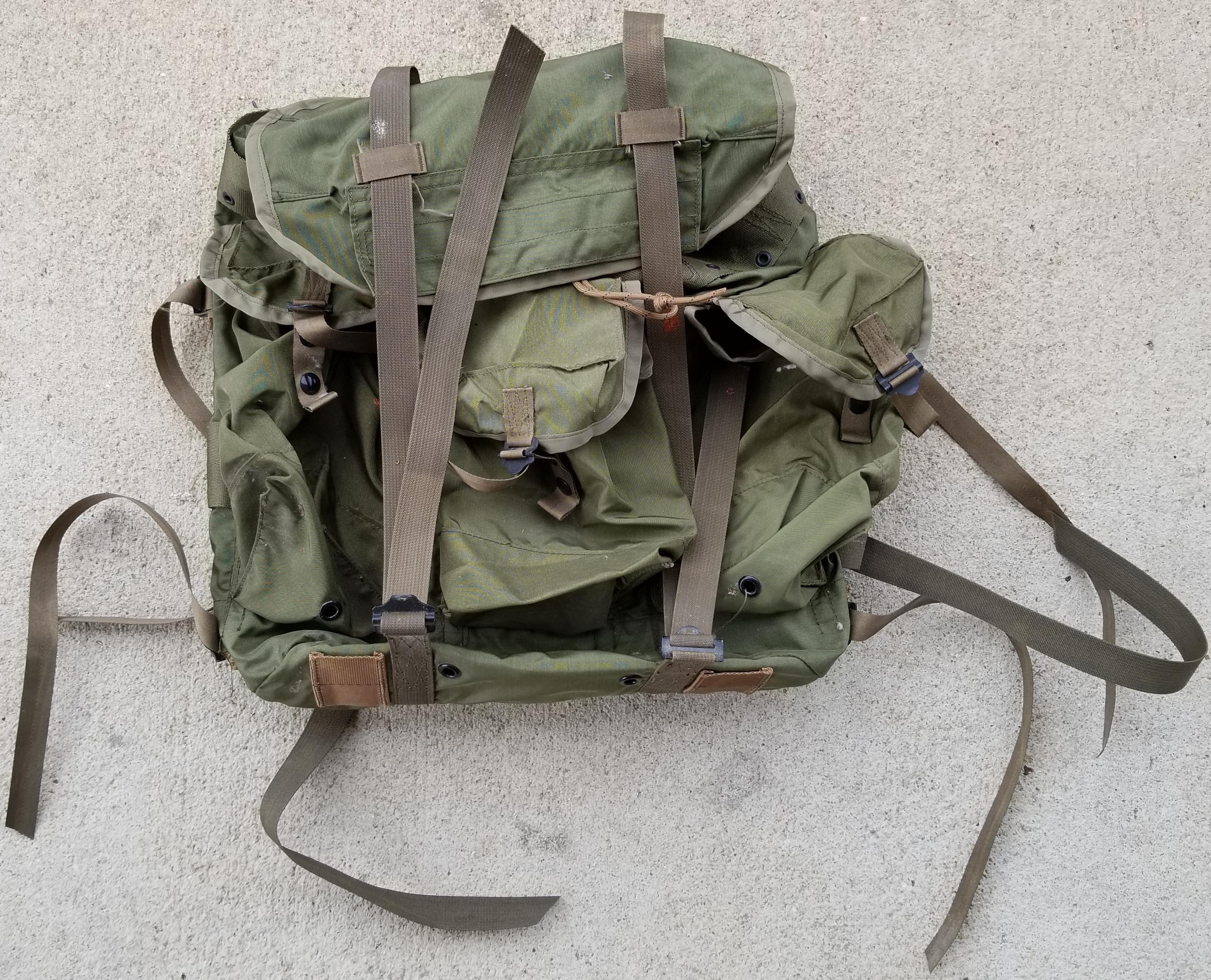 Vietnam X Frame Rucksack