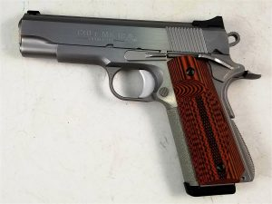 Custom COLT MK IV SERIES 80 Combat Commander