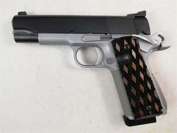 Custom COLT MK IV SERIES 70 .45 Pistol