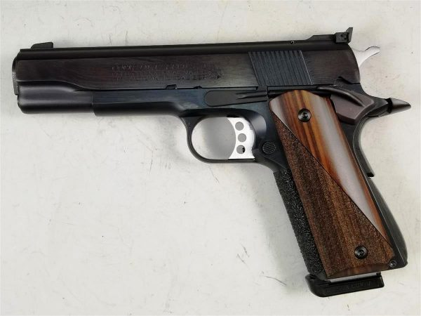 Custom COLT GOLD CUP NATIONAL MATCH SERIES 70 .45 Pistol