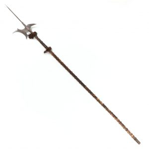 European 17th Century Halberd Polearm