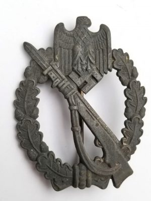 WWII German Infantry Assault Badge (Infanterie-Sturmabzeichen)