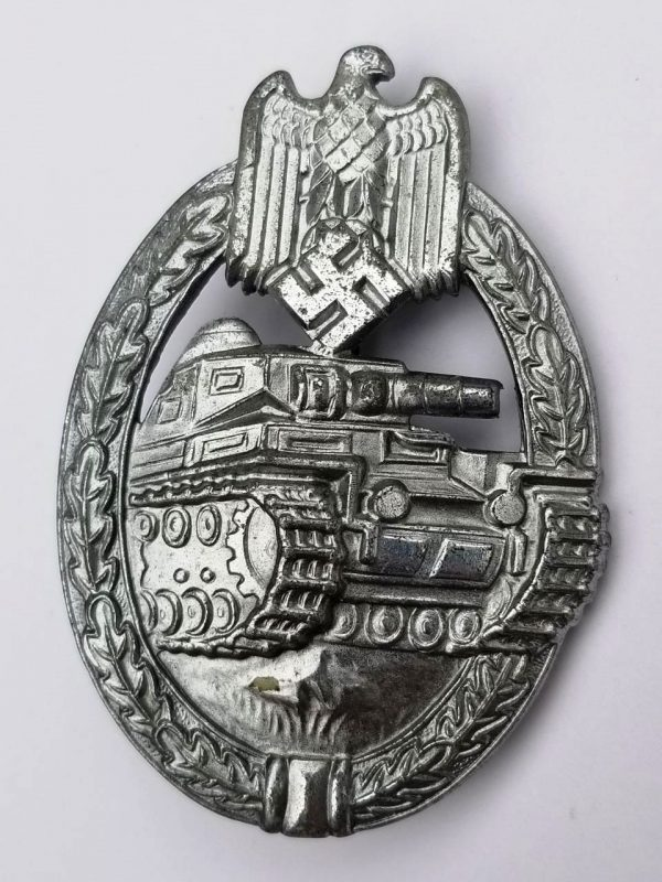 WWII German Army & SS Panzer Assault Badge