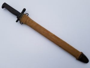 WW1 Springfield Armory US M1905 Bayonet Dated 1906