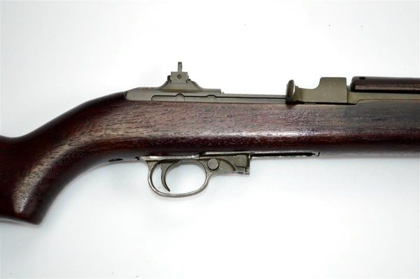 WWII UNDERWOOD INLAND DIV LINE OUT Receiver US M1 .30 Caliber CARBINE