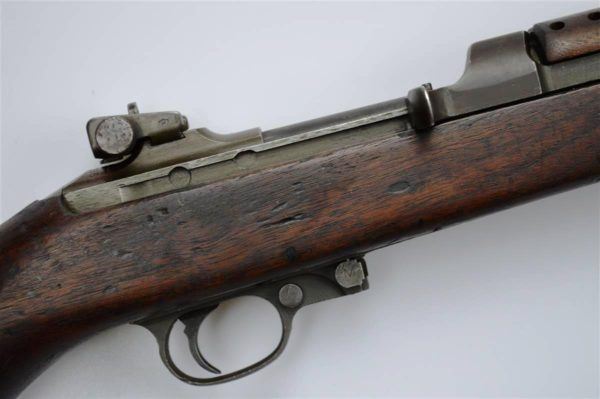 WWII WINCHESTER UNDERWOOD LINE OUT Receiver US M1 .30 Caliber CARBINE