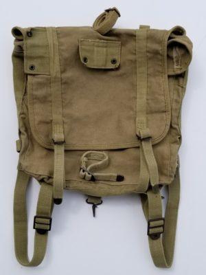 WWII USMC M1941 Haversack Boyt 43