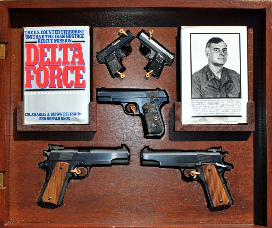 Col. Beckwith Guns