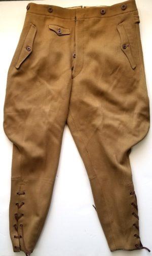NSDAP SA Mann Trousers