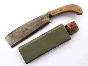 Vietnam Special Forces SOG Square Tip Bolo Knife