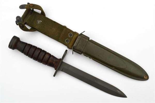 US M1 Carbine AERIAL M4 Bayonet