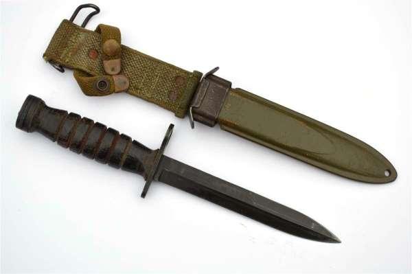 US M1 Carbine CAMILLUS M4 Bayonet