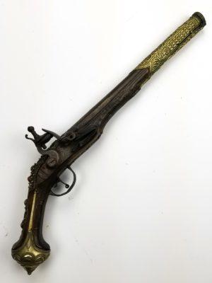 Ottoman Flintlock Pistol