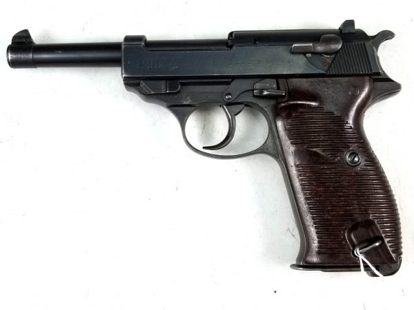WWII German Walther ac44 9mm Pistol