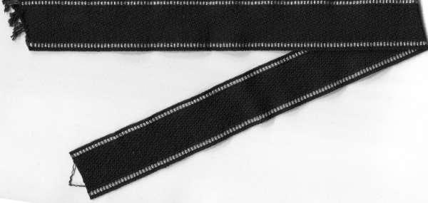 Allgemeine SS Sturmbann 'N' Cuff Title Nurnberg