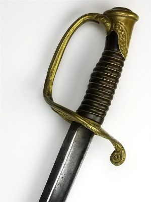 French 1855 Officer Sword