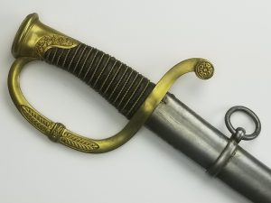 French Artillery Officer Sword 1831 (1)