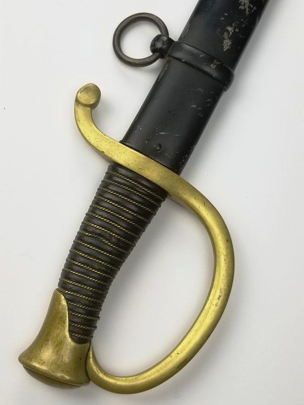 French Artillery Sword Model 1829