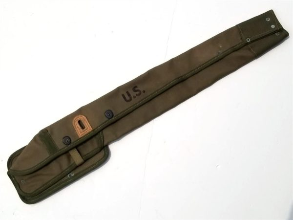 WWII US M1 Carbine Experimental Belt Holster