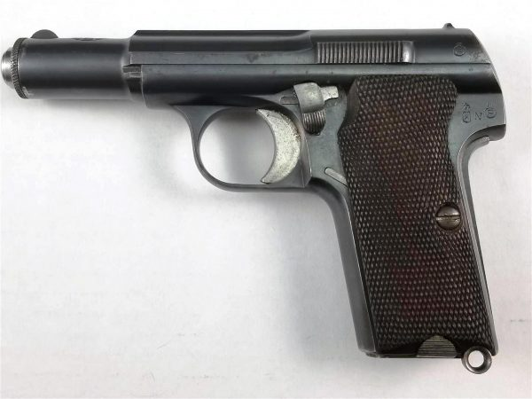 WWII Spanish Astra 300 Pistol German Contract