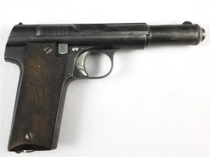 WWII Spanish Astra 600 Pistol