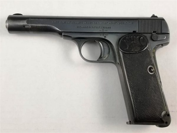 FN Browning Model 1922 Dutch Contract