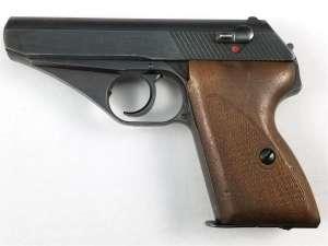 WWII German Mauser HSC Pistol