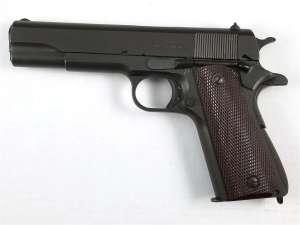 WWII US Remington Rand 1911A1 Pistol