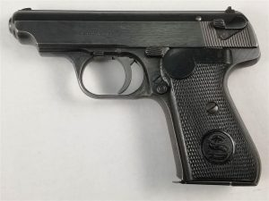 WWII German Sauer & Sohn 38H Pistol