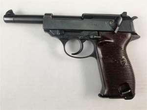 WWII German Spreewerke cyq P.38 Pistol
