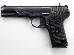 Vietnam War Chinese Type 54 Pistol