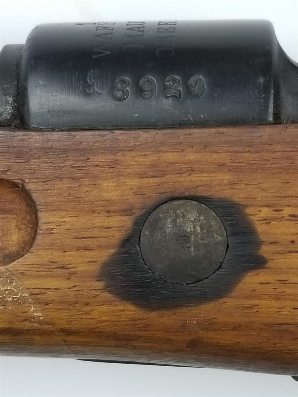 GEW 98 Rifle WAFFENFABRIK MAUSER A-G OBERNDORF A/N 1916