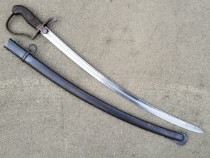 German Cavalry Nazi Sword