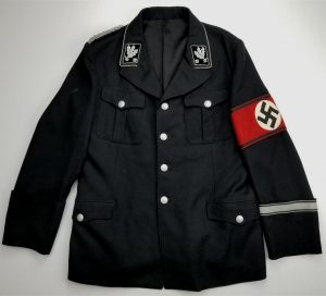 Original WWII SS Obergruppenfuhrer General Officer Uniform Tunic