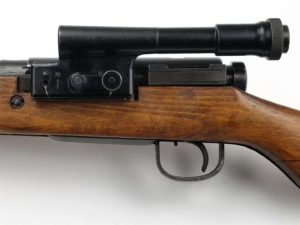 WWII Japanese Type 99 Sniper Rifle