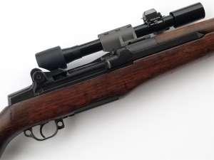 Winchester M1D Sniper Rifle