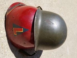 5th Infantry M1 Helmet