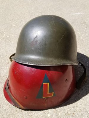 5th Infantry M1 Helmet