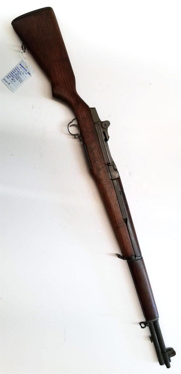 L36 SA M1 Garand Rifle