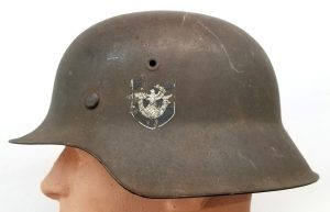 DD M40 Combat Police Helmet