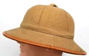 LW Tropical Sun Helmet