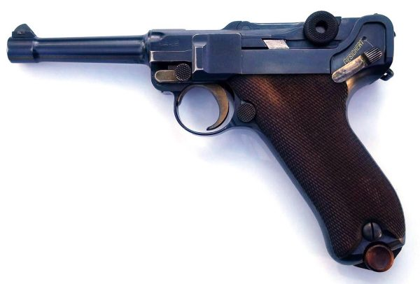 DWM Model 1908 Commercial 9mm P.08 Luger