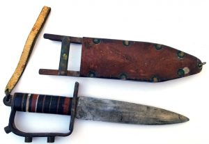 WWII US Theater made Trench Knife